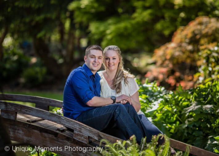 Tacoma Wedding Photographer Point Defiance Park