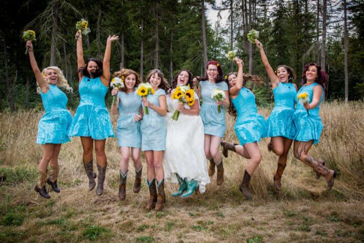 Heartland Ranch Graham WA Tacoma Wedding Photographer